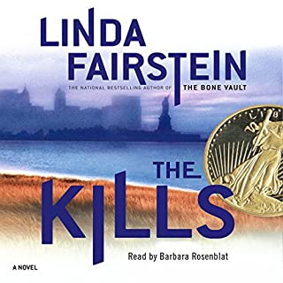 The Kills audiobook cover art