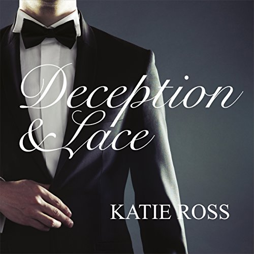 Deception and Lace audiobook cover art