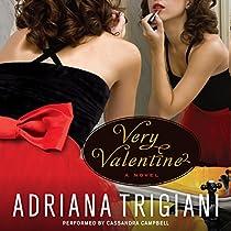Very Valentine Audiobook