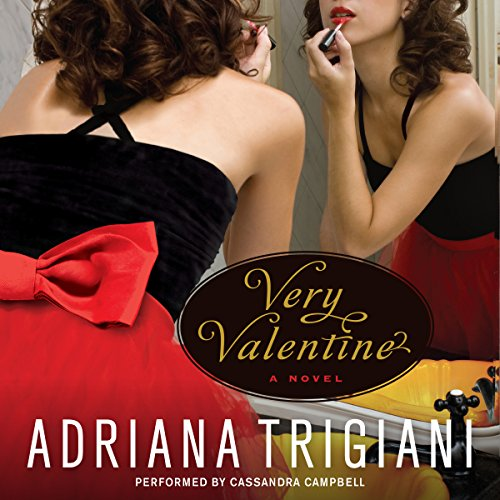 Very Valentine audiobook cover art