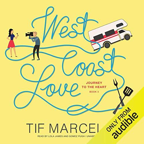 West Coast Love audiobook cover art