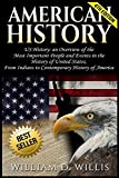 American History: US History: An Overview of the Most Important People & Events