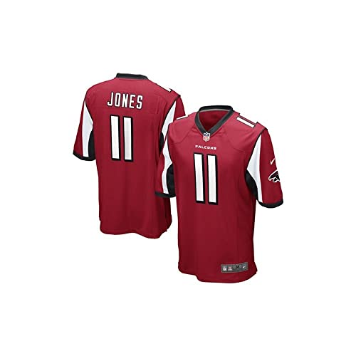 5eae3591afe86 NIKE NFL Men's Atlanta Falcons Julio Jones Jersey - Red - Above $100 is  Robbery