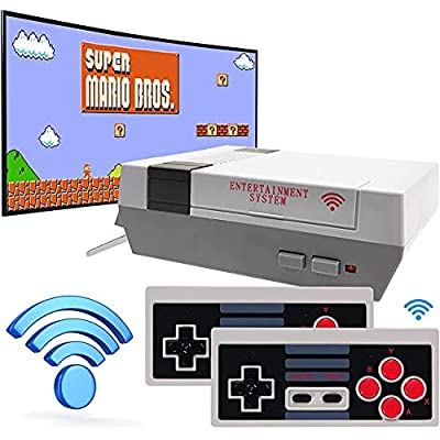 Amazon - 50% Off on Classic Handheld Game Console, Wireless Classic Game Console Built-in