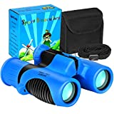 Best Binoculars For Kids - Compact Mini Binoculars for Kids – 8x21 Zoom Review