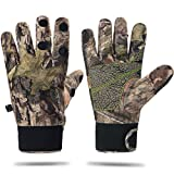 Camouflage Hunting Gloves Full...