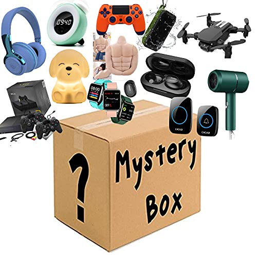 Sijux Caja De Lucky Box Mystery Box- (Producto Aleatorio) ¡Regalo Sorpresa para Usted!