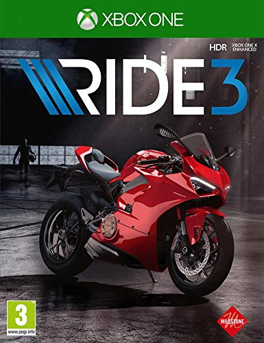RIDE 3 - Xbox One [Importación francesa]