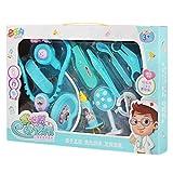 STOBOK Kit Médico para Niños Juego de Simulación Kit Médico para Dentista Juego de Cirujano para Niños Niñas Niños Pequeños Regalos para Niños