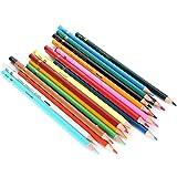 Pintar lápices de colores 24 lápices de colores brillante colorido mejor regalo ecológico para niños