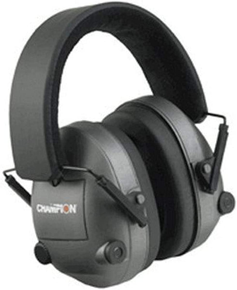 free Champion Range Max 64% OFF and Target 40974 Ear Muffs Electronic Multicolor