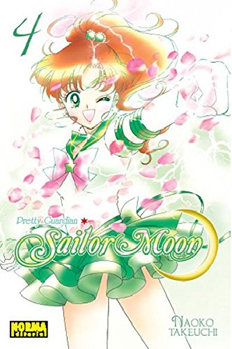 SAILOR MOON 04 (Cómic Manga)