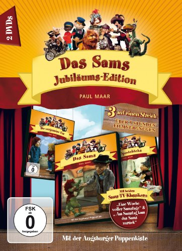 Das Sams (Jubiläums-Edition) (2 DVDs)