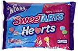 Wonka Sweet Tart Hearts Valentine Candy 14 oz