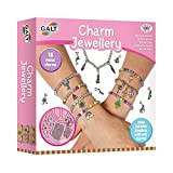 Galt Toys, Charm Jewellery, Kids' Craft Kits, Ages 8 Years Plus