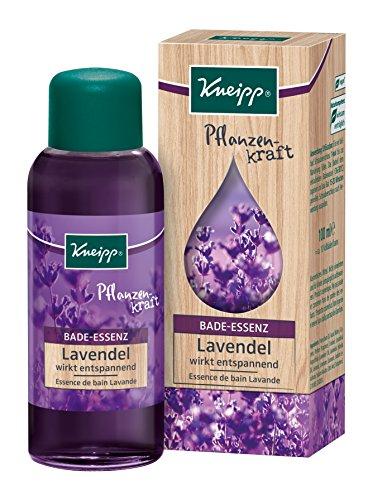 Kneipp Bade-Essenz Pflanzenkraft Lavendel, 3er Pack(3 x 100 ml)