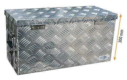 Truckbox D040 Werkzeugkasten, Transportbox, Alubox, Alukoffer - 6