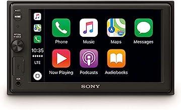 Elementral 7 Pulgadas 2 DIN Auto CarPlay Pantalla t/áctil est/éreo FM Radio Bluetooth MP5 Reproductor de Compatible con Android//iOS conexi/ón de Espejo Auto Car Play
