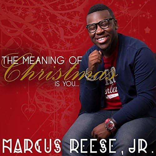 Marcus Reese, Jr.