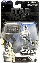 Star Wars Saga Collection Ultimate Galactic Hunt UGH AT-AT Driver Foil variant