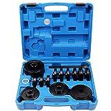 CCLIFE 23tlg Universal Radlager Abzieher Werkzeug Radlagerwerkzeug Montage Demontage Ausdrücker