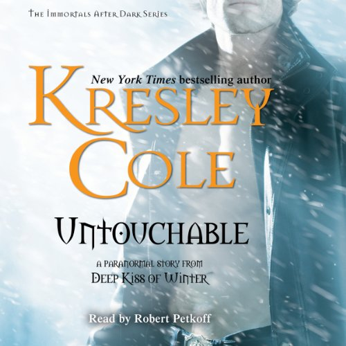 Untouchable: Immortals After Dark, Book 8 audiobook cover art