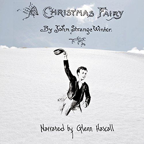 A Christmas Fairy audiobook cover art