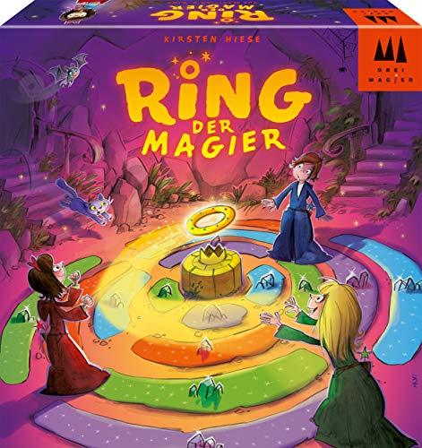 Schmidt Spiele 40883 - Ring der Magier, Kinderspiel