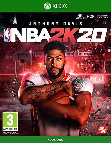 NBA 2k20 (Xbox one) [Français, Anglais, Allemand, Italien, Espagnol]