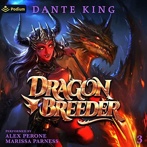 Dragon Breeder 3 cover art