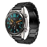 Supore Cinturino Compatibile con Huawei Watch GT2 46mm/Watch GT Active/Watch 2 PRO/Honor Watch...