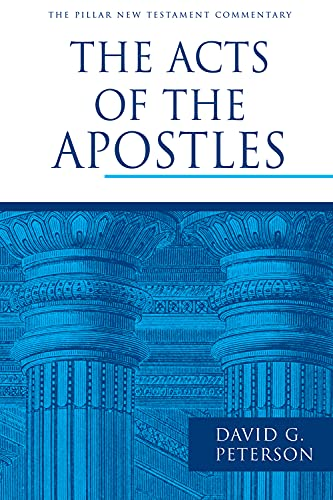 Image of The Acts of the Apostles (The Pillar New Testament Commentary (PNTC))