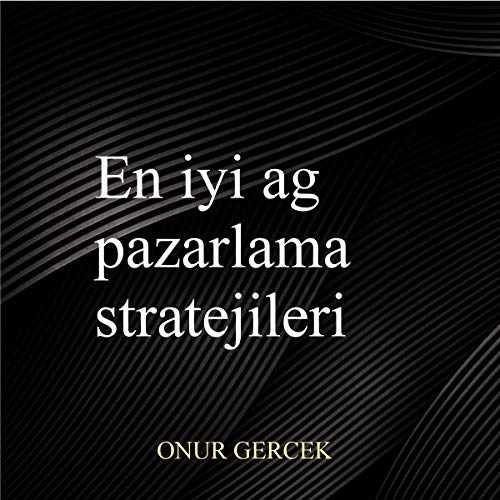 En iyi ag pazarlama stratejileri [Best Network Marketing Strategies] Titelbild