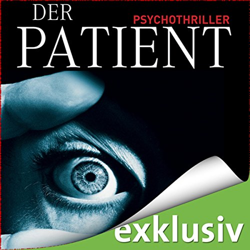 Der Patient audiobook cover art