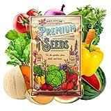 Heirloom Vegetable Garden...image