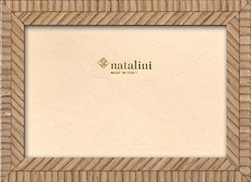 Natalini Multicolor MIRA ROSSO\B\G 10X15 Mesures exterieures 15 X 20 X 1,5 Bois Cadre photo