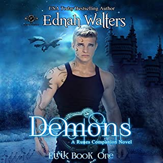 Demons audiobook cover art