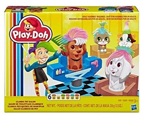 Play-Doh Classic Pet Salon Playset