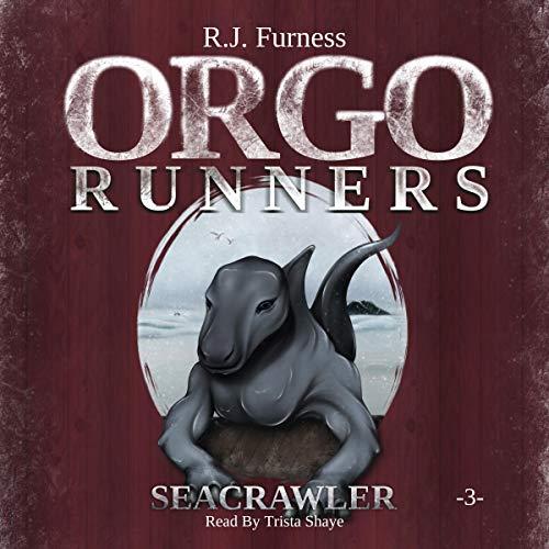Couverture de Orgo Runners: Seacrawler