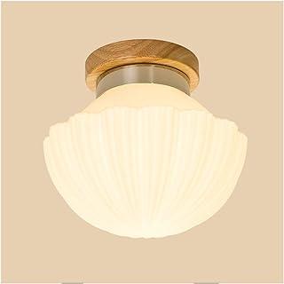 ضوء السقف الحديثة مصابيح السقف الخشب الإبداعي، E27 111V ~ 240V، ديكور المنزل غرفة نوم Cloakroom Room Balcony Lighting [ فئ...