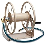 Best Hose Reels - Liberty Garden 703-1 Multi-Purpose Steel Garden Wall/Floor Mount Review