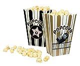 Kino Popcorn Tüten – 4er Pack - 2