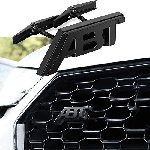 スコダシートと互換性のあるカーチューニングバッジステッカーQS7 TT RS3 SQ2 RS6 RS7 SQ7 RS4 RS5 SQ8 A8L S6 A4 A4 Q5 A1 S5 S4 A5、ABTロゴバッジステッカーカーチューニング 車のエンブレムのロゴ (Color Name : Trunk)
