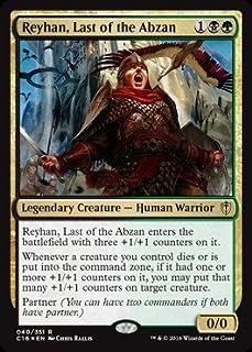 Magic The Gathering - Reyhan, Last of The Abzan (040/351) - Commander 2016 - Foil