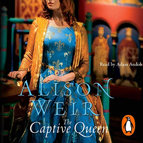 The Captive Queen cover art