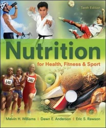 fitness nutrition Nutrition for Health, Fitness & Sport
