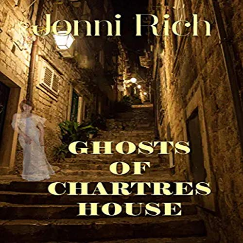 Couverture de Ghosts of Chartres House