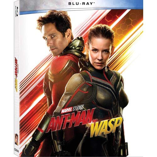 Ant-Man & the Wasp [Blu-ray]