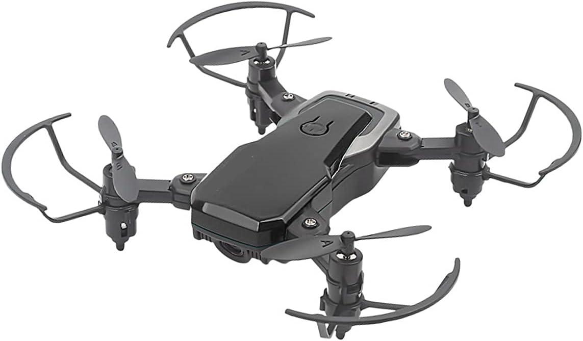 Queen.Y Drone RC con Cámara WiFi D2 2. 4Ghz 1080P FPV 4K Soporte de Drone Plegable Retención de Altitud con Posicionamiento de Flujo Óptico Control de Gestos Cámara de Mano