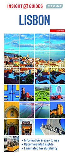 Lisbon (Insight Flexi Maps)